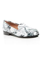 Tabitha Simmons Women's Blakie Moc-Toe Loafers