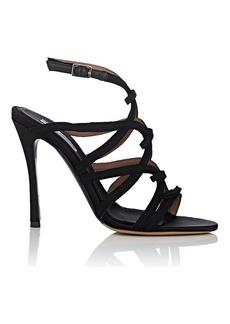 Tabitha Simmons Women's Bowrama Grosgrain & Satin Sandals