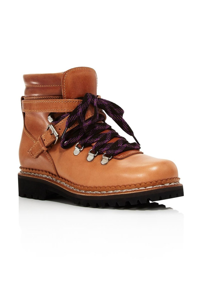 Tabitha Simmons Women's Neela Leather Hiker Boots
