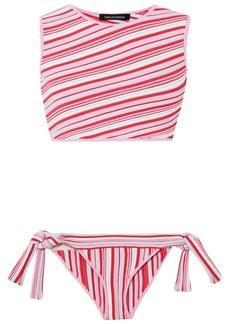 Tabula Rasa Ibis striped knitted bikini