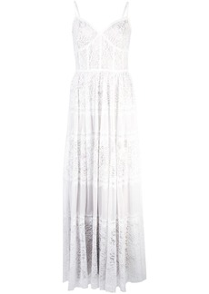 Tadashi lace cami-dress
