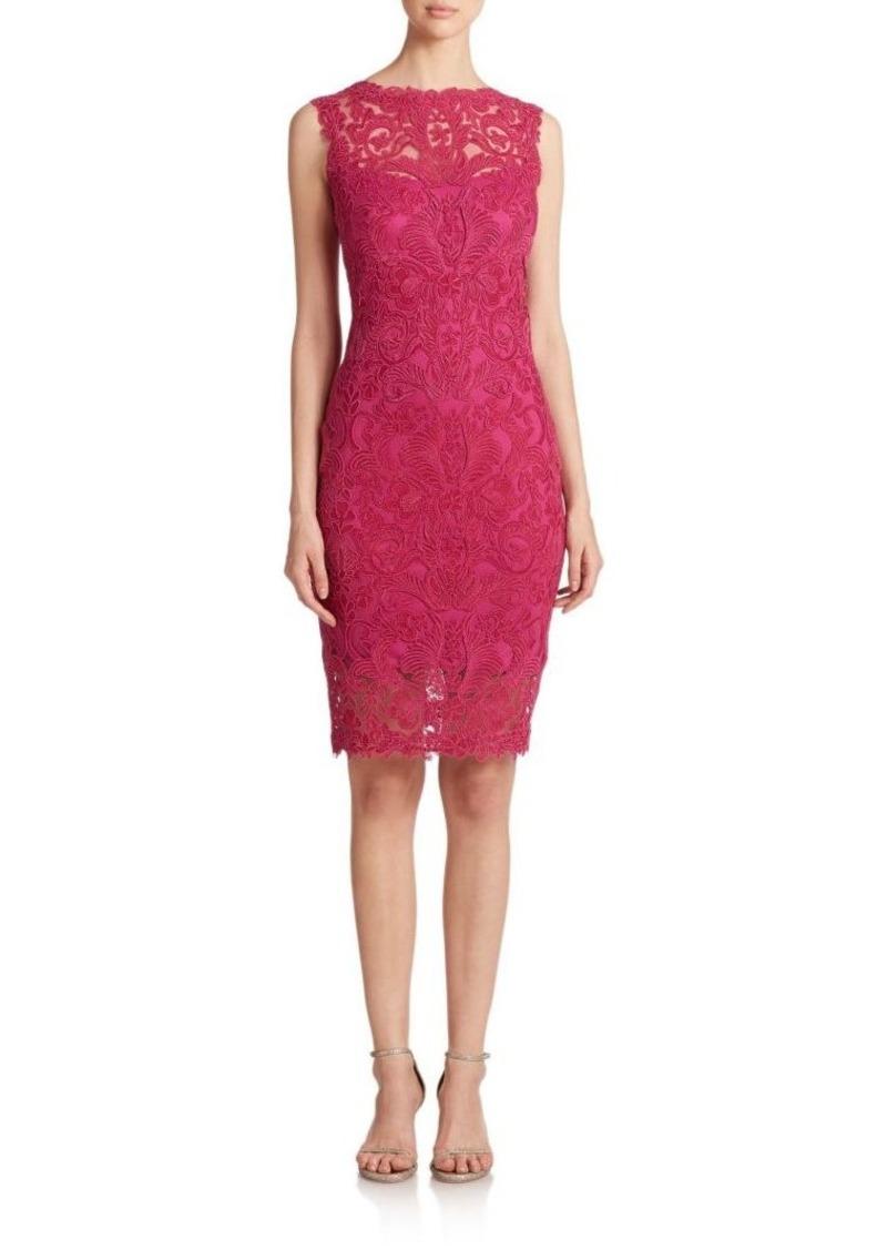 Tadashi Shoji Corded Lace Dress