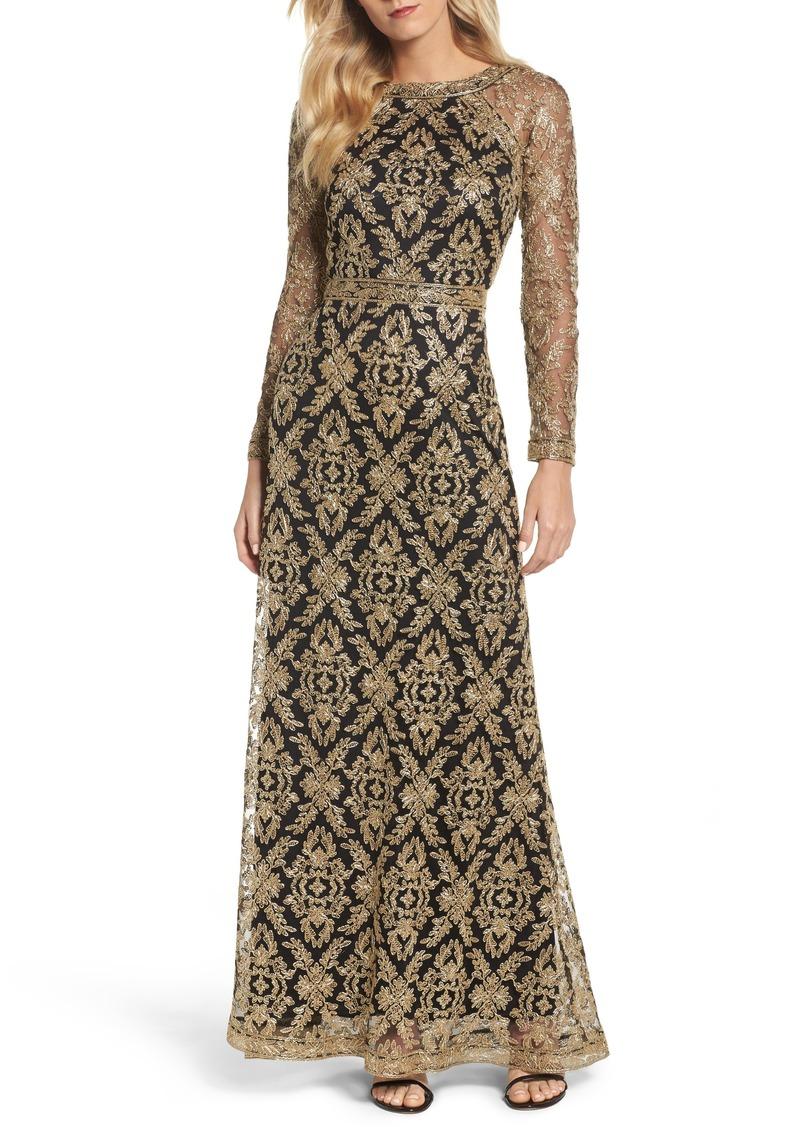 Tadashi Tadashi Shoji Embroidered Lace Gown | Dresses