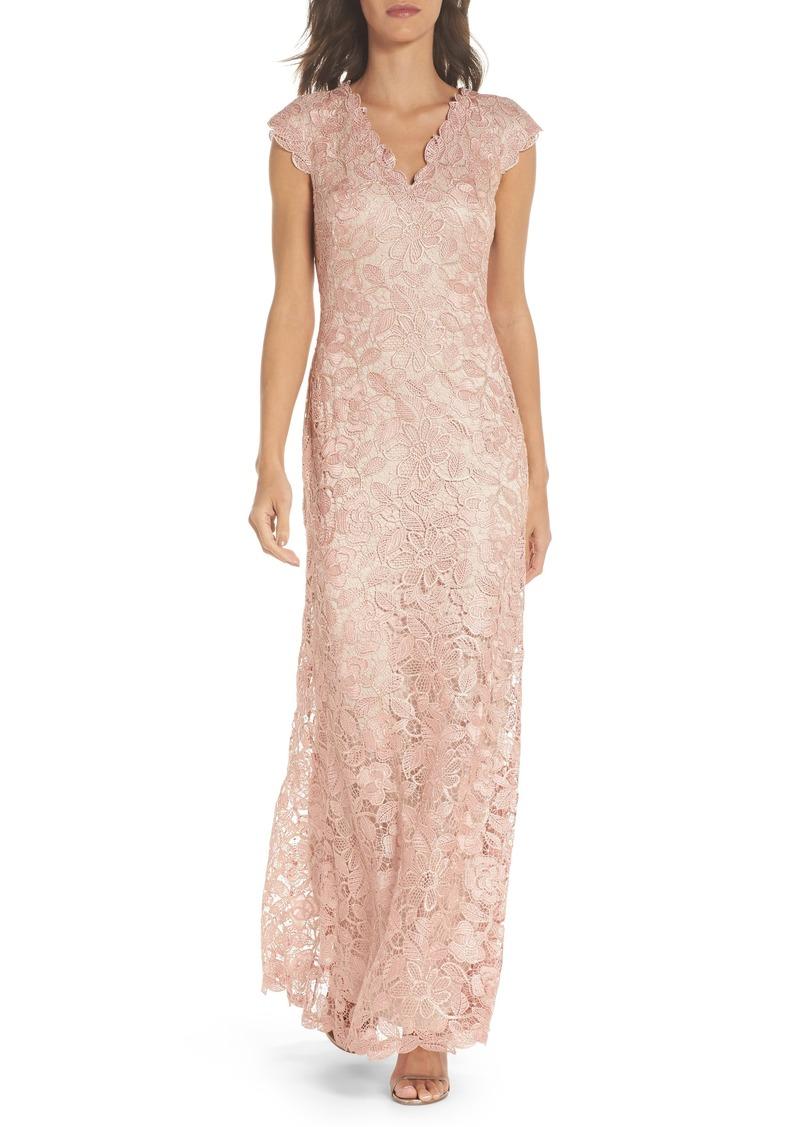 Tadashi Tadashi Shoji Frankie Lace Gown (Regular & Petite) | Dresses
