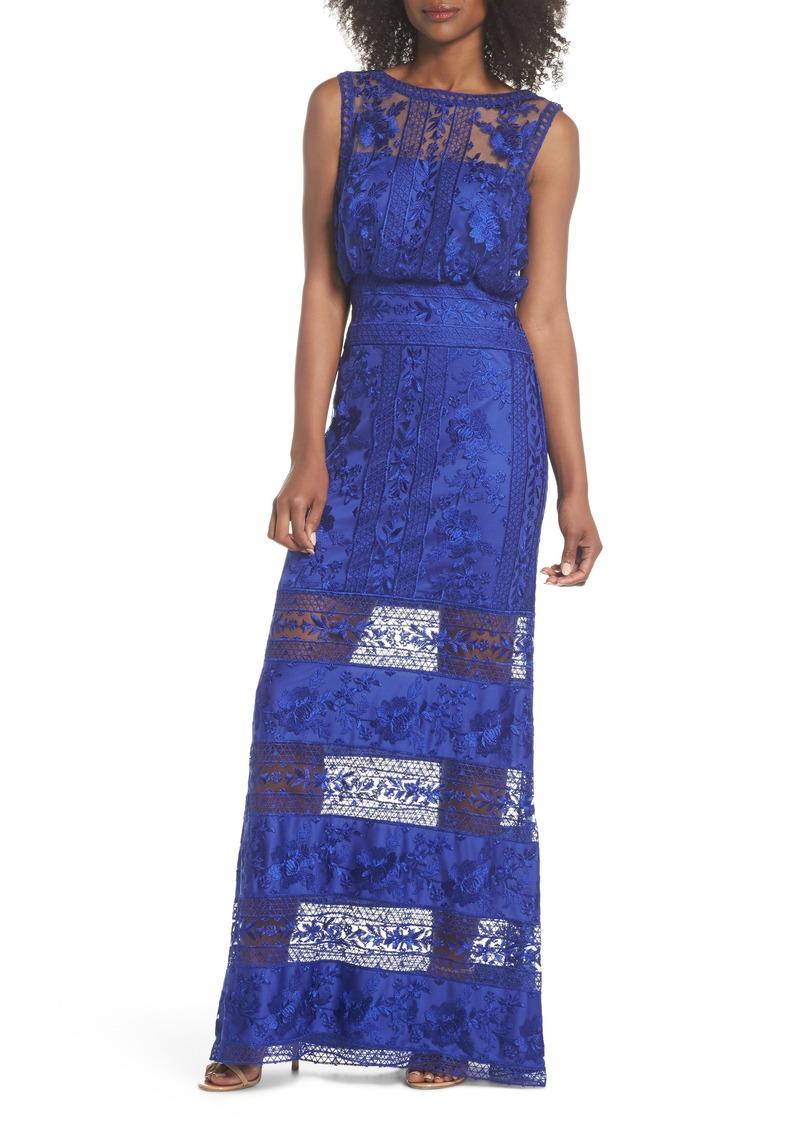 Tadashi Tadashi Shoji Kaisra Embroidered Lace Gown | Dresses