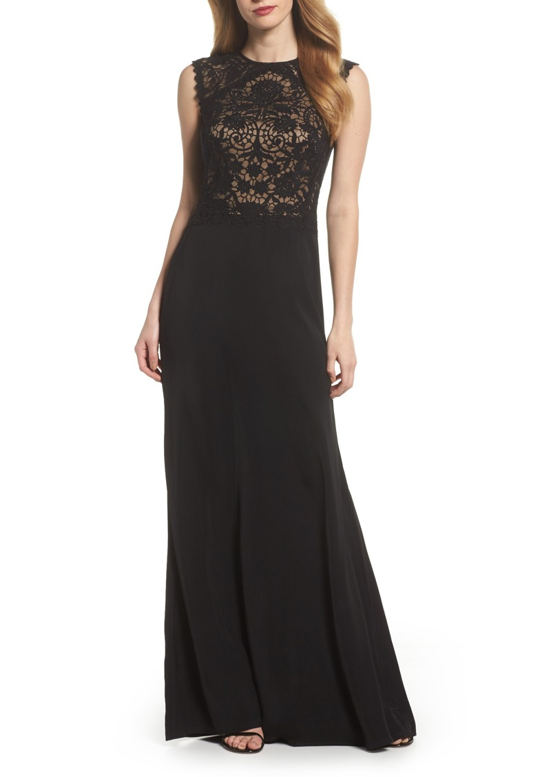 Tadashi Tadashi Shoji Lace Bodice Gown | Dresses - Shop It To Me