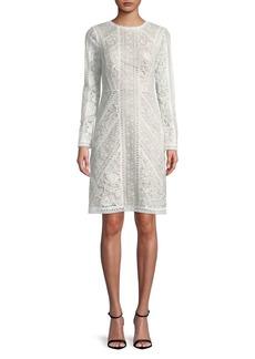 Tadashi Shoji Lace Shift Dress