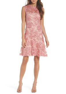 Tadashi Shoji Noelle Floral Fit & Flare Dress (Regular & Petite)