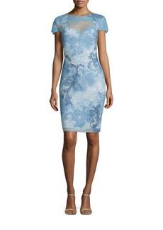 Tadashi Shoji Tonal Lace Dress