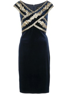 Tadashi Taman sequin dress