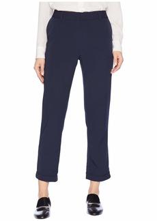 Tahari Ankle Length Twill Pants
