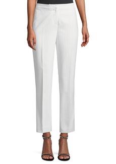 Candace Pinstripe Slim Pants