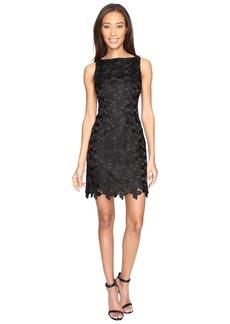 Tahari Classic Lace Sheath Dress