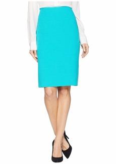 Tahari Crepe Pencil Skirt