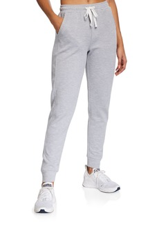 Tahari Double-Knit Joggers