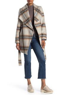 Tahari Layla Wrap Coat