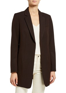 Tahari Notch-Collar Topper Jacket