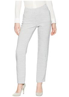 Tahari Novelty Grey Suiting Pants