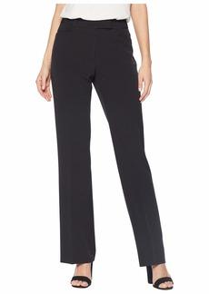 Tahari Pinstripe Bi-Stretch Pants