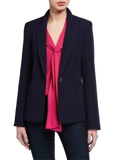 Tahari Single Button Jacket