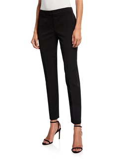 Tahari Slim-Leg Ankle Pants