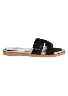 Tahari Strappy Slide Sandals
