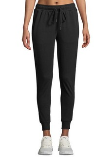 Tahari Striped Slim-Fit Jogger Pants