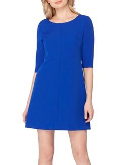 Tahari A-Line Dress (Regular & Petite)