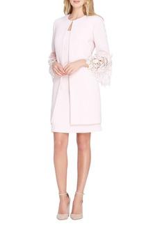Tahari Arthur S. Levine Bell-Sleeve Jacket and Dress Set