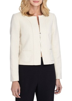 TAHARI ARTHUR S. LEVINE Long Sleeved Jacket