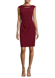 Tahari Arthur S. Levine Elegant Sheath Dress