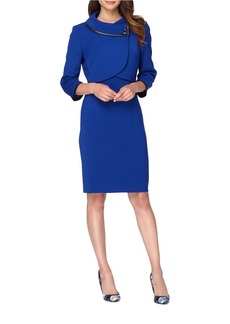 TAHARI ARTHUR S. LEVINE Jacket and Dress Set