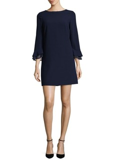 Tahari Arthur S. Levine Lace Mini Dress