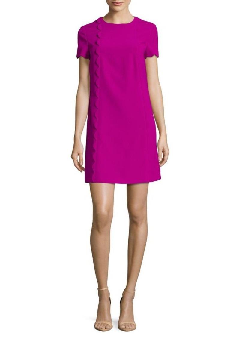 96d440b596dd Tahari Tahari Arthur S. Levine Scalloped Shift Dress | Dresses