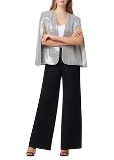 Tahari Arthur S. Levine Sequin-Embellished Jacket