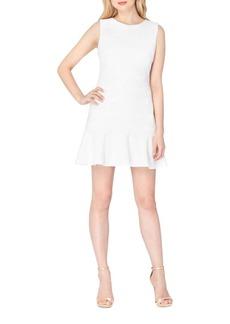 Tahari Arthur S. Levine Sleeveless Lace Dress