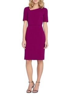 TAHARI ARTHUR S. LEVINE Sleeveless Sheath Dress