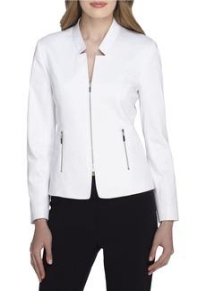 TAHARI ARTHUR S. LEVINE Starneck Long Sleeve Jacket