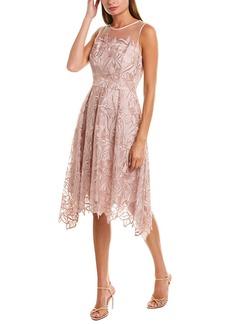 Tahari Asl A-Line Dress