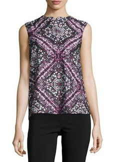 Tahari ASL Alex Sleeveless Blouse