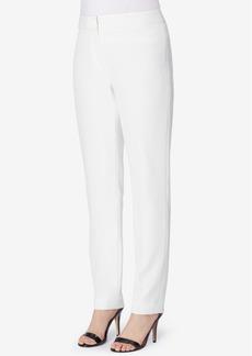 Tahari Asl Alyssa Straight-Leg Pants