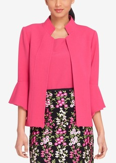 Tahari Asl Bell-Sleeve Jacket, Regular & Petite