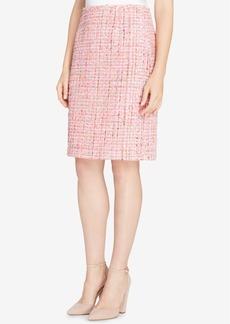 Tahari Asl Boucle Pencil Skirt, Regular & Petite