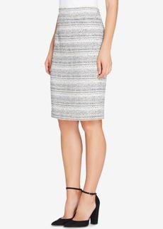 Tahari Asl Boucle Skirt, Regular & Petite