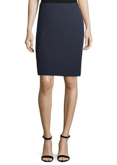 Tahari ASL Crepe Pencil Skirt