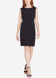 Tahari Asl Embellished Dress