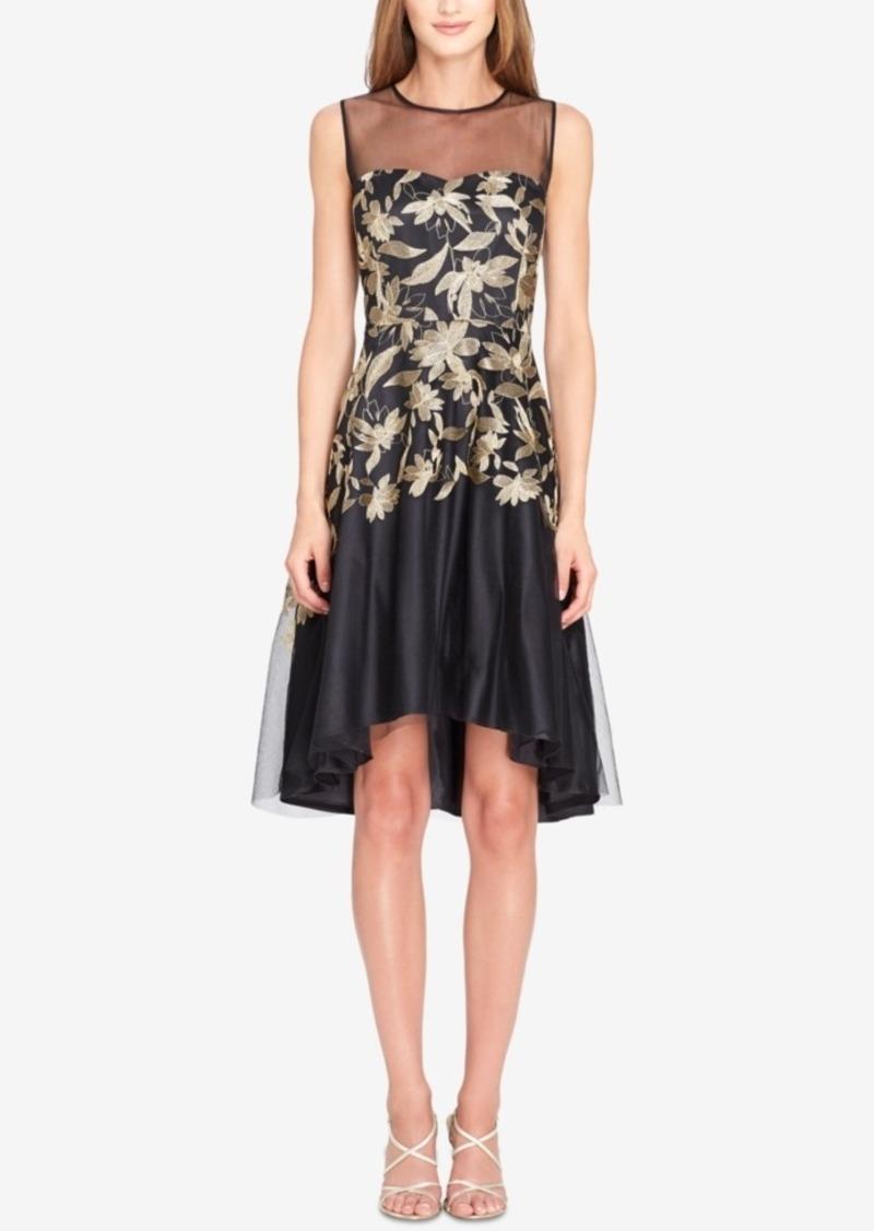 5a53b0b20e75 Tahari Tahari Asl Illusion Fit & Flare Dress | Dresses