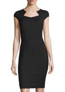 Tahari Jessi Sheath Dress
