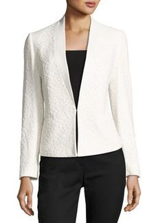 Tahari ASL Lace Long-Sleeve Jacket