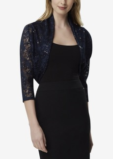 Tahari Asl Lace Shrug